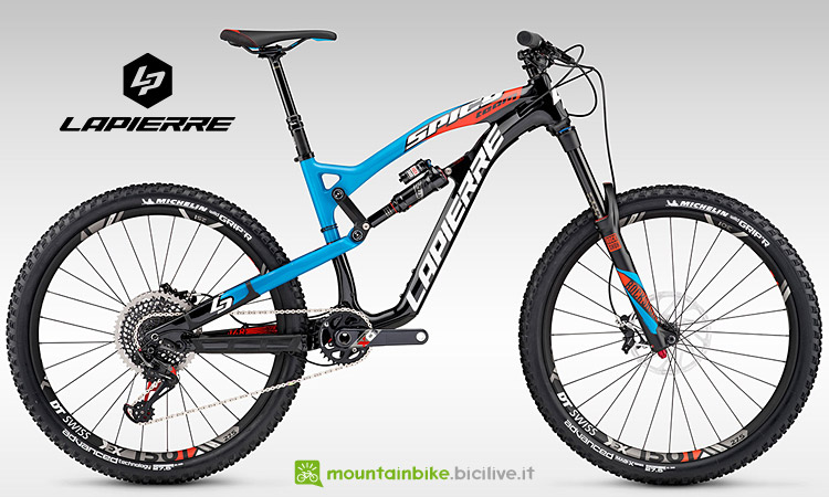 Mtb da enduro Lapierre Spicy Team Ultimate