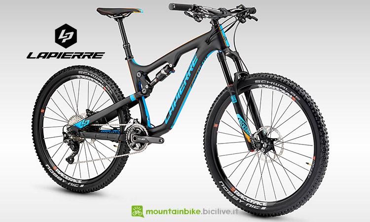 Mtb da trail Lapierre Zesty XM 527