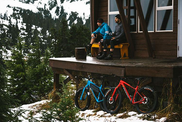 foto delle fat bike rocky mountain