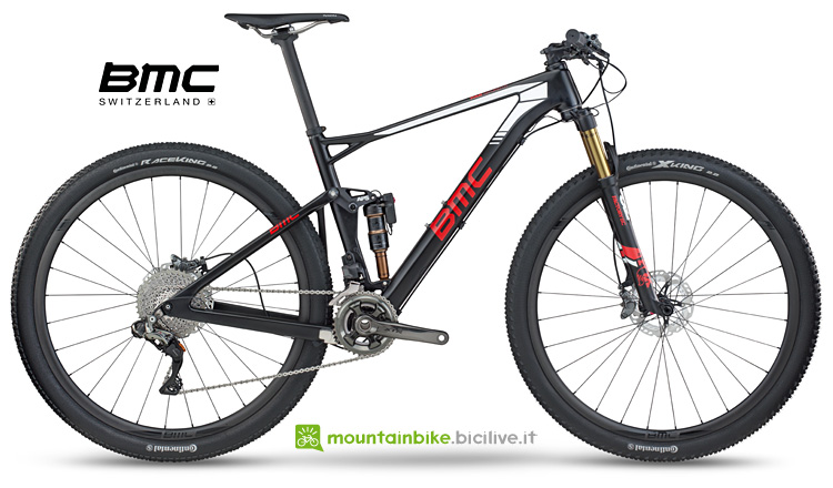 mtb front suspended fourstroke 01 XTR Di2