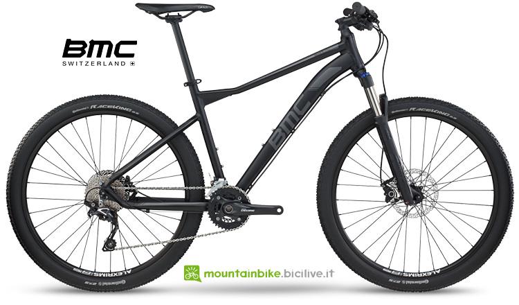 mountain bike front suspended BMC sportelite SE