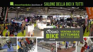 cosmobike 2017 salone della bici per tutti
