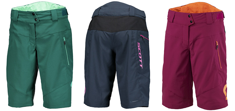 pantaloni da mtb da donna Scott Contessa Trail 20