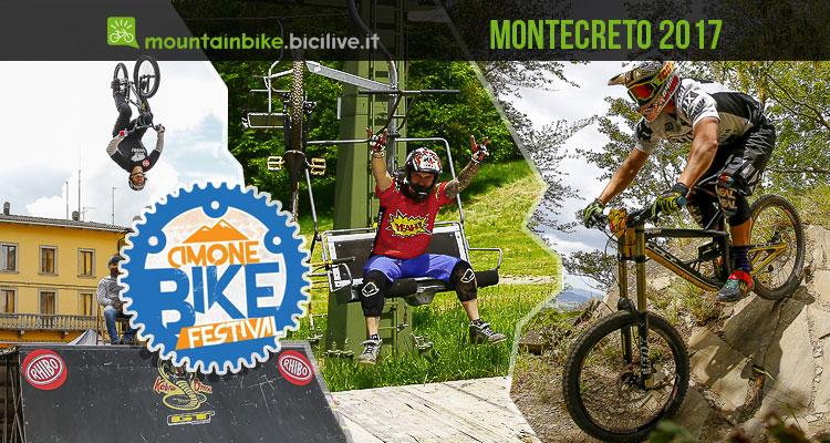 cimone bike festival 2017 a montecreto