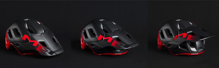 nuovo casco da mtb MET Roam