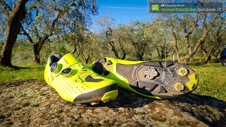 foto delle  calzature spd Shimano S-Phyre