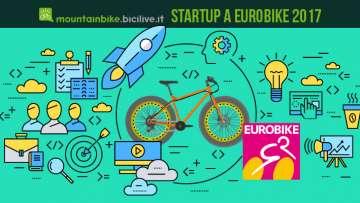 icone startup e logo eurobike