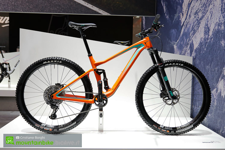 foto della trail bike bmc speedfox 2018