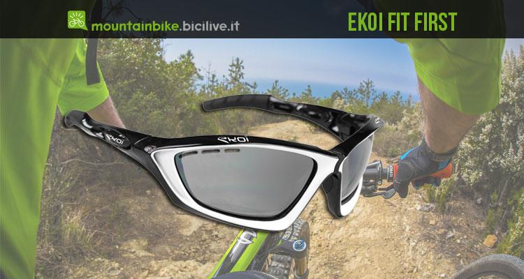 occhiali ekoi fit first