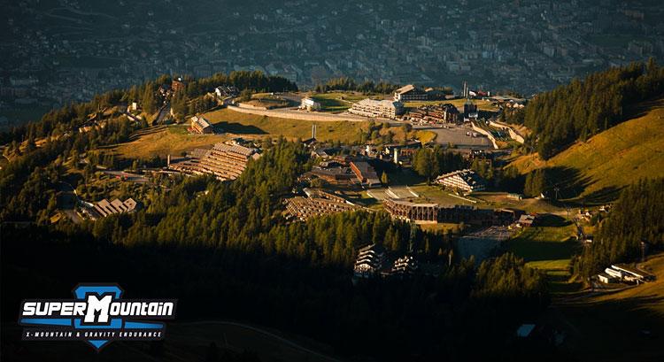 centro turistico di Pila sopra Aosta