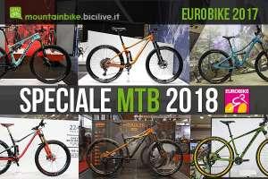 selezione mtb 2018 a eurobike