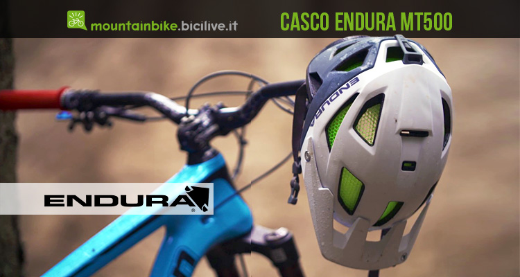 casco mtb in koroyd endura mt500