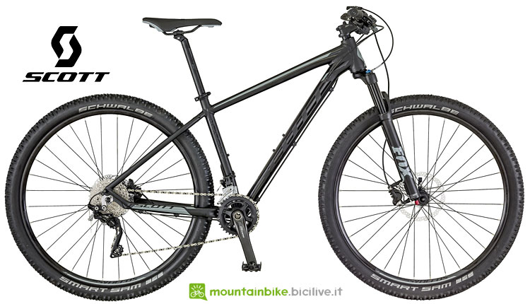 scott aspect 900 mtb entry level 2018