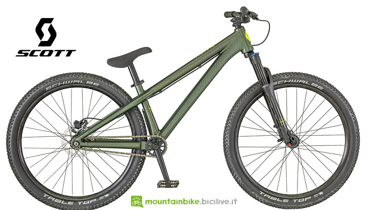 mtb da dirt scott voltage yx 0.1