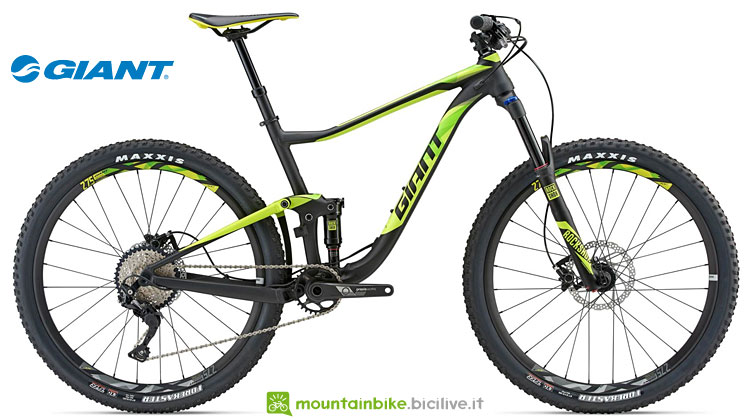 mtb anthem 3 con forcella rock shox recon