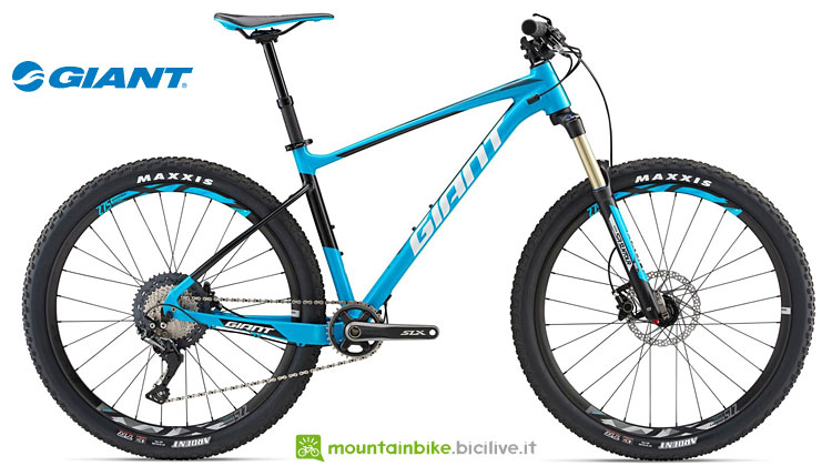 mtb front trail entry level giant fathom 2018