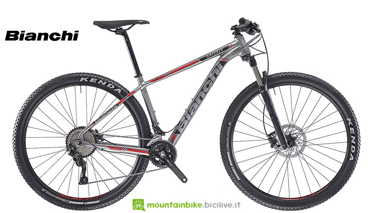 mtb front dal catalogo bianchi 2018 grizzly 9.3