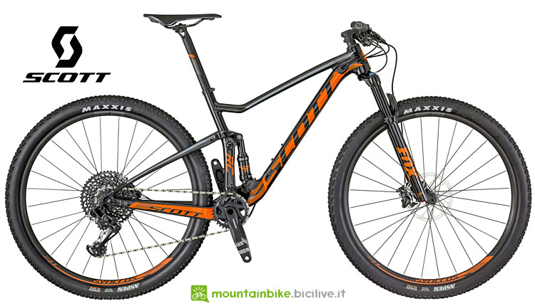scott da cross countri spark rc 900 comp