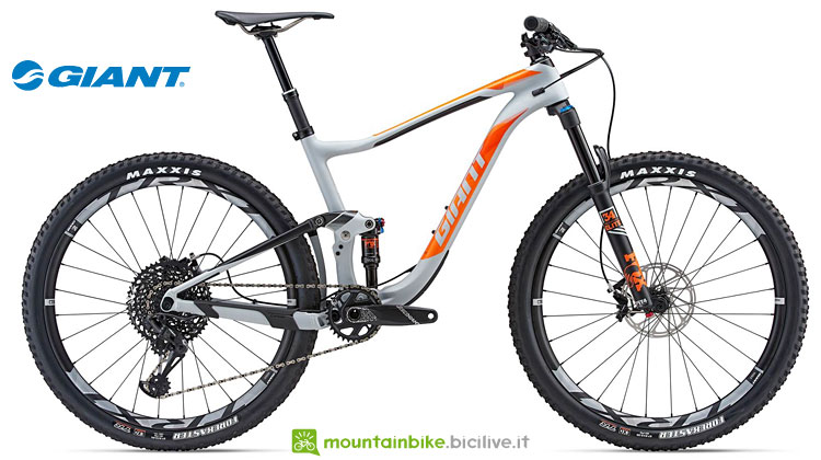 mtb xc trail giant anthem advance 27,5