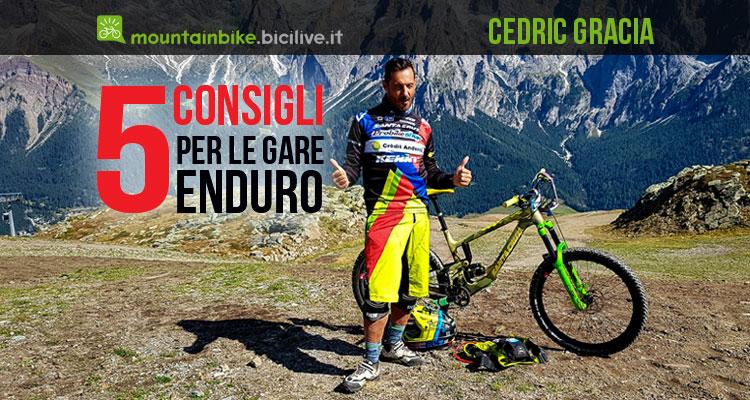 cedric-gracia-tutorial-enduro-mtb-consigli-gare-2017