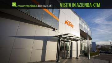 foto dell'ingresso della ditta ktm bicycle industry