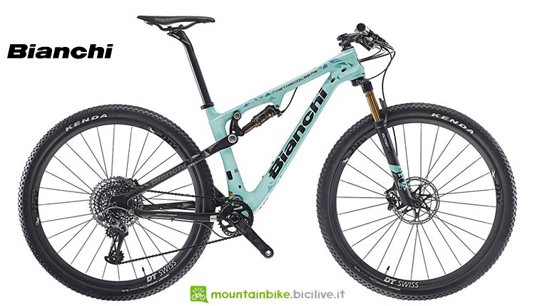 mtb top di gamma xc race full bianchi methanol fs 2018