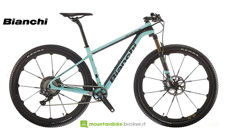 mtb xc top di gamma 2018 bainchi methanol cv team edition