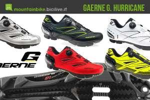 scarpe da mtb gaerne hurricane