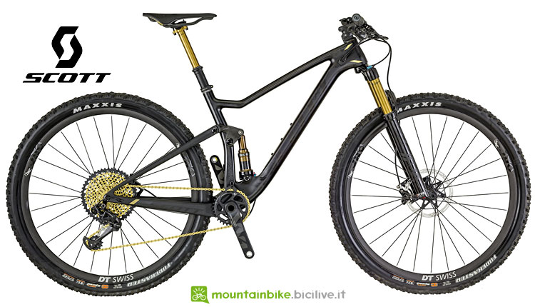 mtb xc trail scott spark 900 ultimate