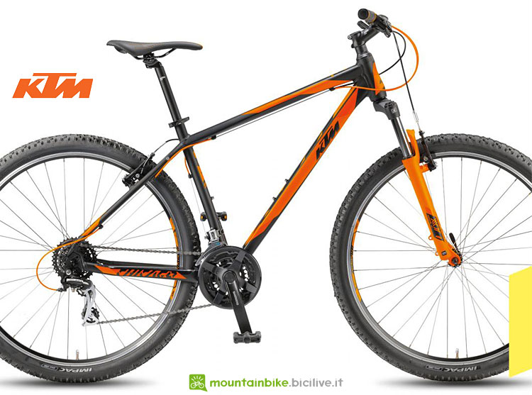 serie mtb entry level ktm chicago