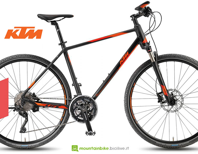 ktm lunghe percorrenze life cross