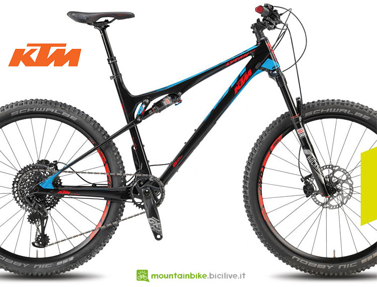 mtb full lycan elite 12 ltd
