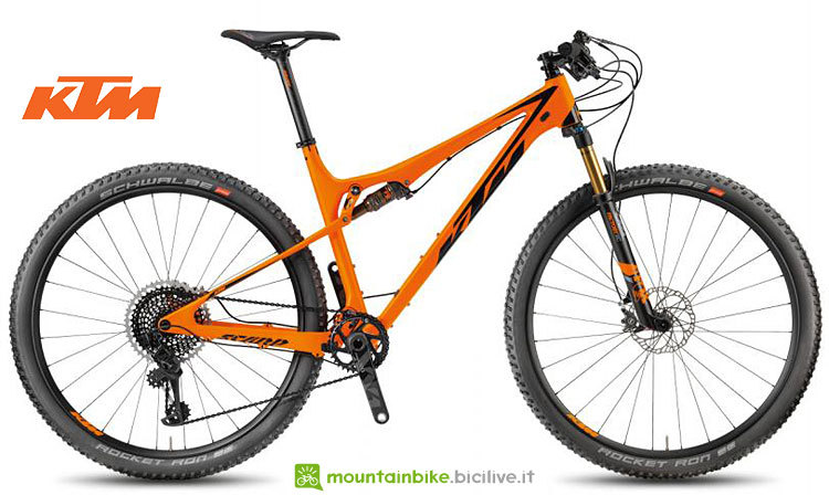 mtb full carbon da xc ktm scarp