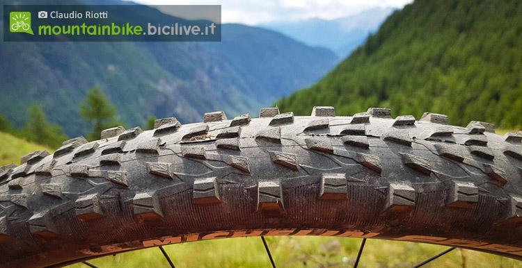 foto dello Lo pneumatico Michelin Force AM