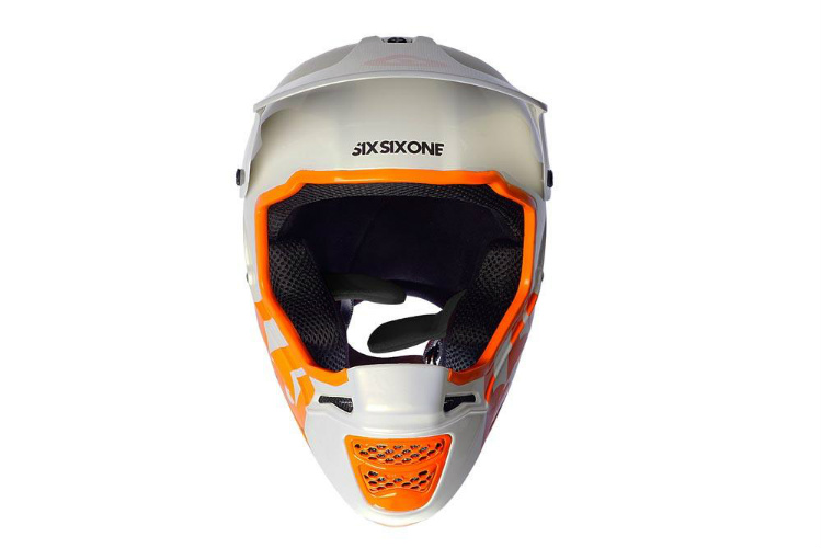Il casco Reset 661 Tropic Orange