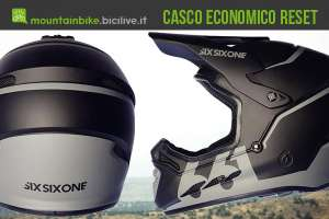 Casco 661 Reset integrale per downhill