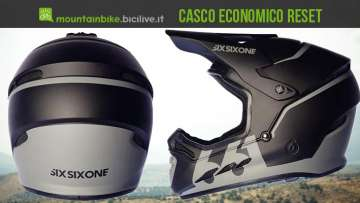 Casco 661 Reset integrale per downhill