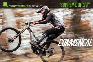 "Una bici da dwonhill Commencal Supreme DH 29"""
