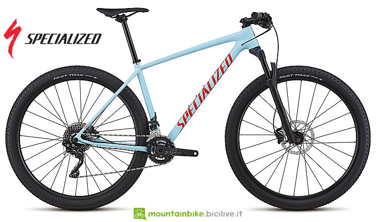specialized chisel xc freni a disco shimano