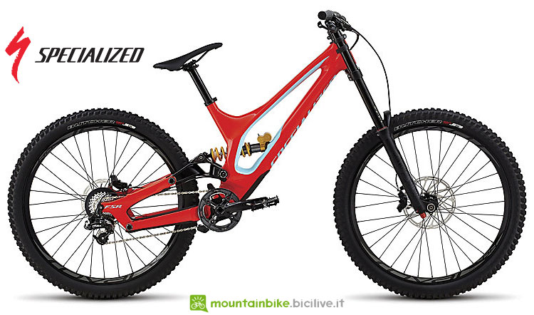 mtb gravity specialized demo 8 carbon