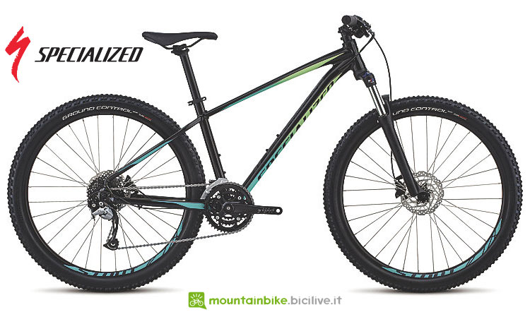 mtb  entry level specialized pitch