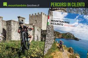 Guida cicloturismo mtb: Mountain bike in Cilento