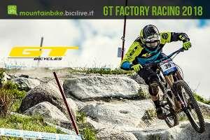 GT Factory Racing 2018