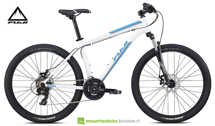 "Mountain bike 2018 Fuji Nevada 26"" 1.9 D"