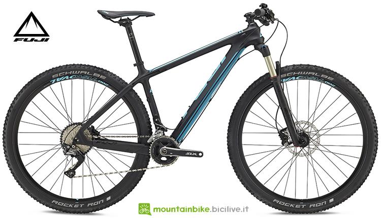"Una mountain bike Fuji SLM 29"" 2.5"