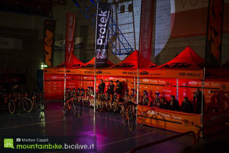 KTM Protek Dama Team 2018