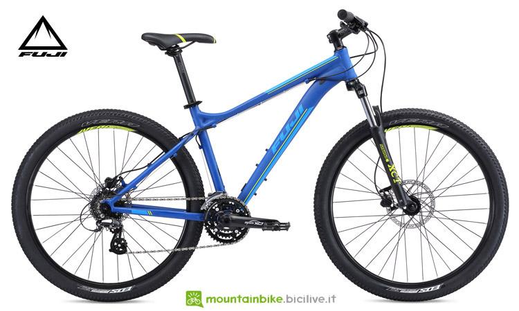 """Bicicletta 2018 Fuji Nevada 27,5"""" 3.0 LTD"""