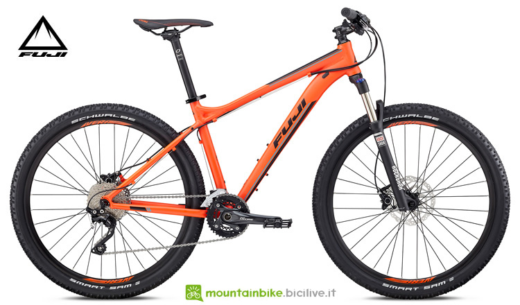 "Mountain bike Nevada 27,5"" 1.1 Fuji"