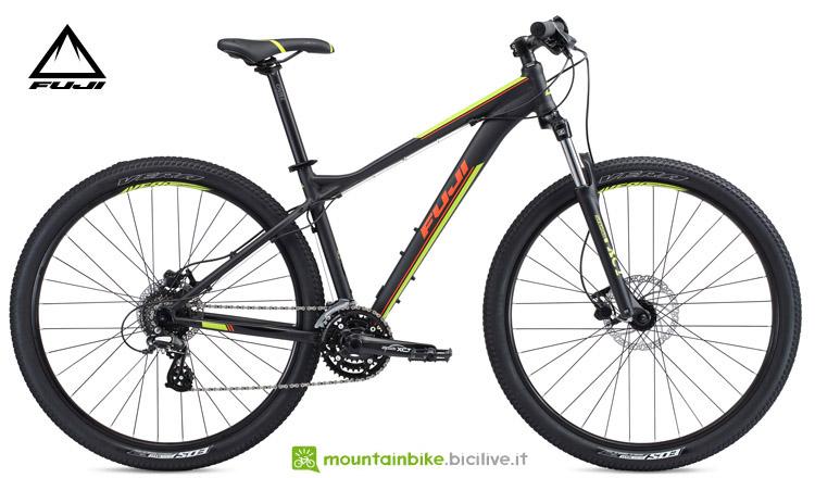 """Una bici mtb Nevada 29"""" 3.0 LTD 2018"""