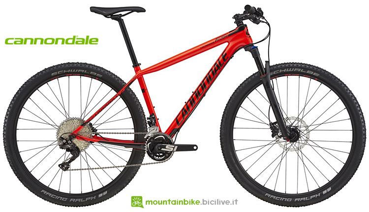 mtb cannondale sotto 2000 euro